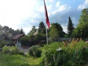 Haus am 1 August 10